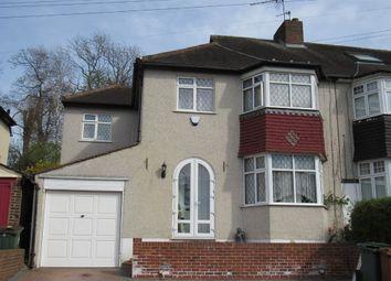 Thumbnail 4 bed semi-detached house for sale in Rookwood Avenue, Wallington