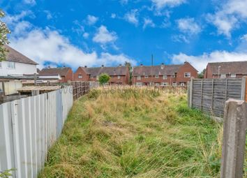 Thumbnail Land for sale in Chestnut Road, Bloxwich, Walsall