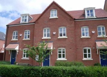 Thumbnail 3 bed town house to rent in Phoenix Drive, Brymbo, Wrexham