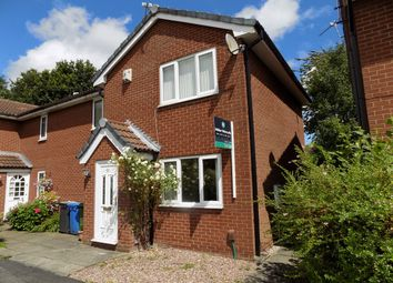 Thumbnail 2 bedroom end terrace house for sale in Dove Close, Birchwood, Warrington