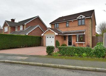 Thumbnail 4 bed detached house for sale in Wynchgate Road, Hazel Grove, Stockport