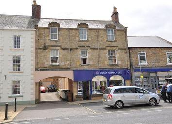 Thumbnail 2 bed flat to rent in 17 Priestpopple, Hexham, Northumberland.