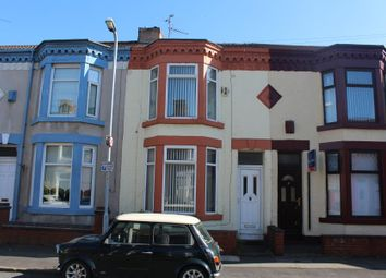 Thumbnail 3 bed town house for sale in Roby Street, Bootle