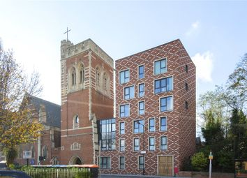 Thumbnail 1 bedroom flat for sale in Vergers Apartments, Eastway, London