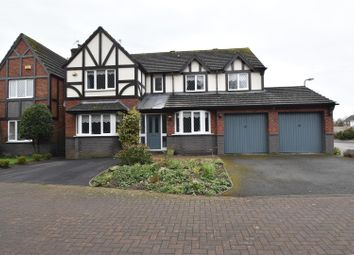 Thumbnail 5 bed detached house for sale in College Green, Droitwich