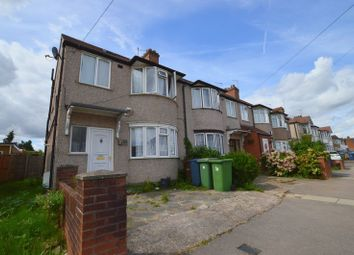 Thumbnail 4 bed semi-detached house for sale in Carmelite Road, Harrow