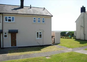 Thumbnail 3 bed end terrace house for sale in Minffordd Road, Caergeiliog, Holyhead