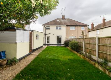 Thumbnail 1 bedroom semi-detached house for sale in Gainsborough Drive, Westcliff-On-Sea