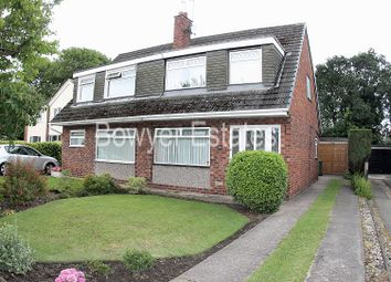Thumbnail 3 bed property to rent in Warren Lane, Hartford, Northwich, Cheshire.