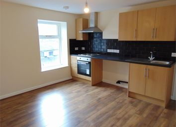 Thumbnail 1 bed flat to rent in Thomas Street, Burnley, Lancashire