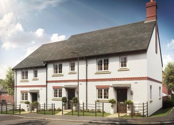 """Thumbnail 3 bed property for sale in """"The Orchid"""" at Police Cottages, Blythe Road, Coleshill, Birmingham"""