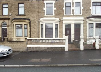 Thumbnail 6 bedroom terraced house to rent in Deepdale Road, Preston
