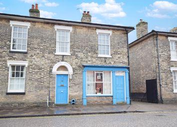 Thumbnail 3 bedroom end terrace house for sale in Ballingdon Street, Sudbury