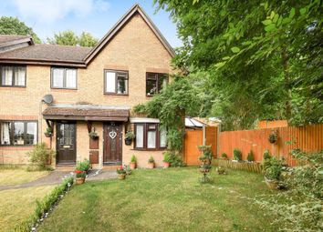 Thumbnail 3 bed end terrace house for sale in Essex Close, Frimley