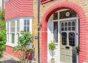 4 bed terraced house for sale in Marlborough Road, London E18