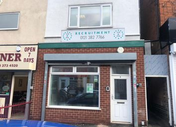 Thumbnail Retail premises to let in York Road, Erdington, Birmingham