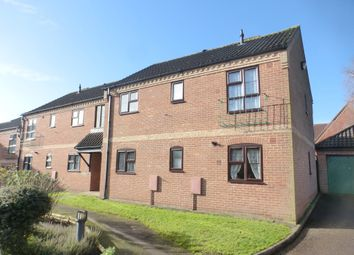 Thumbnail 2 bedroom flat for sale in Rowan Court, New Costessey, Norwich