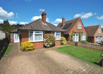 Thumbnail Detached bungalow for sale in Saffron Hill, Letchworth Garden City