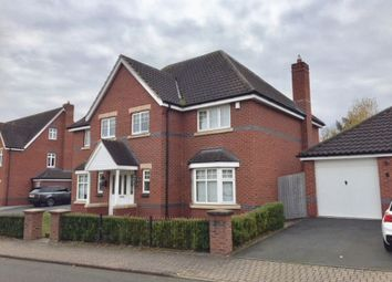 Thumbnail 5 bed detached house to rent in Eider Drive, Leegomery, Telford