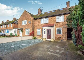 Thumbnail 4 bed terraced house for sale in Charlock Way, Watford