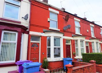 Thumbnail 2 bed terraced house for sale in Winchester Road, Liverpool