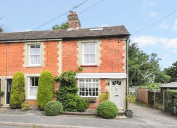Thumbnail 3 bed end terrace house for sale in Connaught Road, Bagshot