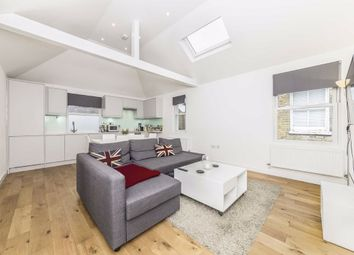 Thumbnail 4 bed flat to rent in Radbourne Road, London