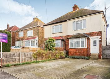 Thumbnail 2 bed semi-detached house for sale in Barton Hill Drive, Minster
