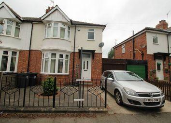 Thumbnail 3 bed semi-detached house for sale in Brinkburn Drive, Darlington