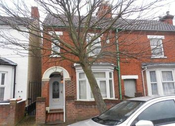 Thumbnail 3 bedroom property to rent in Marlborough Road, Bedford