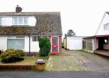 Thumbnail 3 bed semi-detached house for sale in Bryning Avenue, Wrea Green, Preston