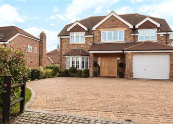 Thumbnail 7 bed detached house for sale in Park View Drive South, Charvil, Reading