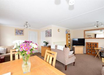 Thumbnail 2 bed mobile/park home for sale in Church Lane, Upper Beeding, Steyning, West Sussex