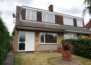 Thumbnail 3 bed semi-detached house to rent in Brockwell Lane, Chesterfield