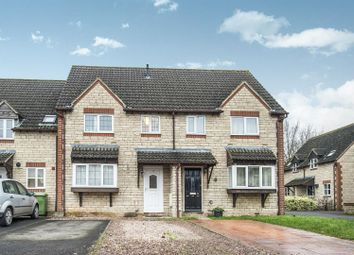 Thumbnail 3 bed terraced house for sale in Cutsdean Close, Bishops Cleeve, Cheltenham