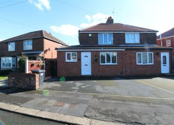 Thumbnail 2 bed semi-detached house for sale in Tennyson Avenue, Sprotbrough, Doncaster, South Yorkshire