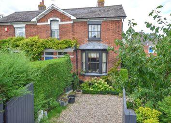 Station Road, Newport, Nr Saffron Walden, Essex CB11. 4 bed semi-detached house