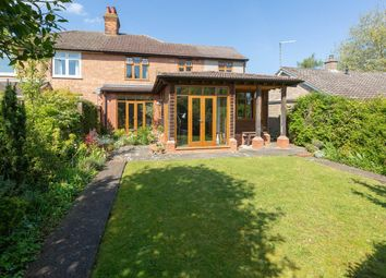 Thumbnail 3 bed semi-detached house for sale in Highbury Crescent, Bury St. Edmunds