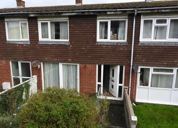 Thumbnail 3 bed terraced house for sale in Ystwyth Close, Penparcau, Aberystwyth