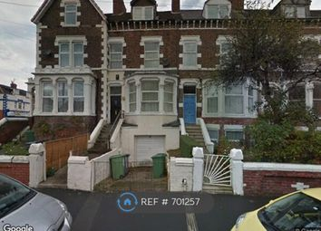Thumbnail 1 bed flat to rent in Clarendon Rd, Wirral