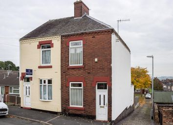 Thumbnail 2 bed semi-detached house for sale in John Bright Street, Hanley, Stoke-On-Trent