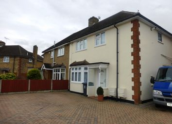 Thumbnail 1 bedroom flat to rent in St Margarets Road, Stanstead Abbotts, Ware