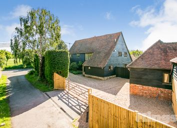 Thumbnail 5 bed detached house for sale in Church Lane, East Peckham, Tonbridge