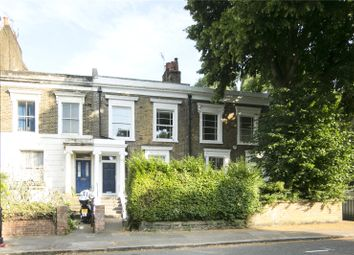 Thumbnail 2 bed flat for sale in Morton Road, Canonbury