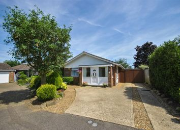 Thumbnail 2 bed detached bungalow for sale in Chestnut Close, Newton Longville, Milton Keynes