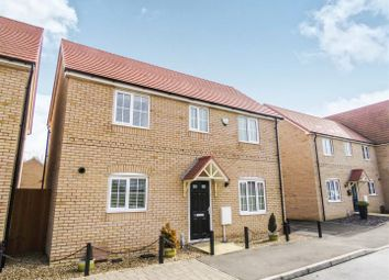 Thumbnail 3 bed detached house for sale in Rowell Way, Sawtry, Huntingdon