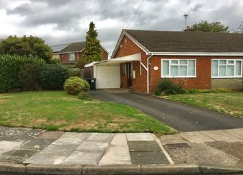 Thumbnail 2 bed semi-detached bungalow to rent in Hilltop Drive, Birmingham