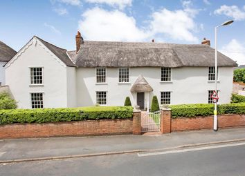 Thumbnail 4 bed detached house for sale in Chudleigh Road, Alphington, Exeter
