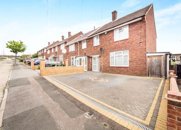 Thumbnail 3 bed end terrace house for sale in Agister Road, Chigwell