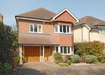 Thumbnail 5 bed detached house to rent in Stevens Lane, Claygate